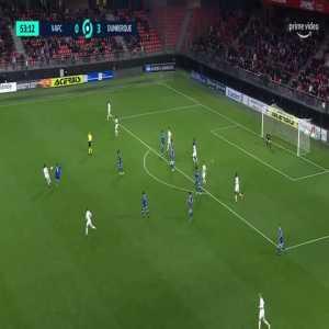 Valenciennes [1]-3 Dunkerque - Ilyes Hamache 54'
