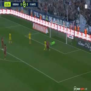 Bordeaux [1]-0 Nantes | 62' H. Ui-Jo