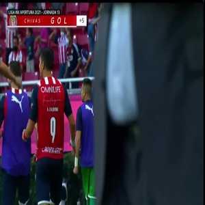 Guadalajara [2] - 0 Toluca - 90 + 5 Ronaldo Cisneros