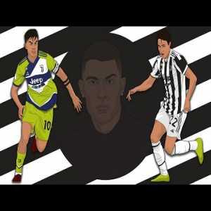 [Tifo Football] Juventus without Cristiano Ronaldo