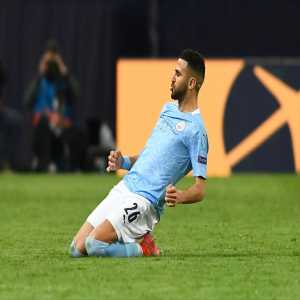 [DZFoot English] With his brace today, Riyad Mahrez becomes Algeria's all-time top scorer in the Champions League with 13 goals