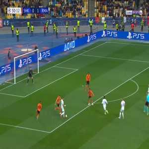 Shakhtar 0-2 Real Madrid - Vinicius Junior 51'