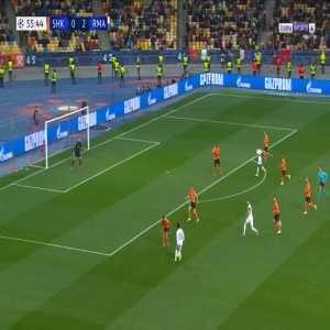 Shakhtar 0-3 Real Madrid - Vinicius Junior 56'