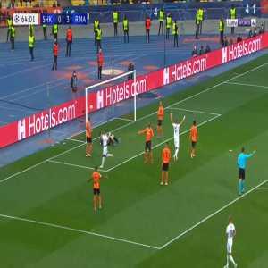 Shakhtar 0-4 Real Madrid - Rodrygo 65'