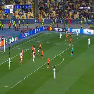 Shakhtar 0-5 Real Madrid - Karim Benzema 90'+1'