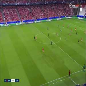 Benfica - Bayern München - Manuel Neuer great save 32'