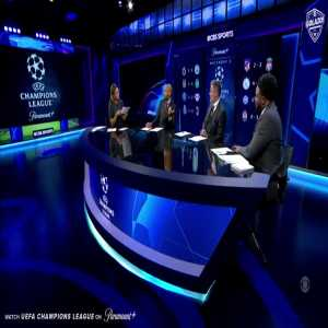 [CBS] Q: Will Arsenal qualify for at least Europa league? Carragher: Yes. Richards: Yes. Henry: Not with what I saw, recently.
