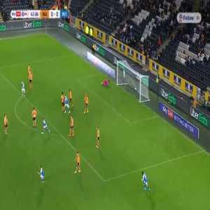 Hull 0-1 Peterborough - Jack Taylor great strike 43'