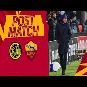 Bodø/Glimt 6-1 Roma | José Mourinho post match Interview