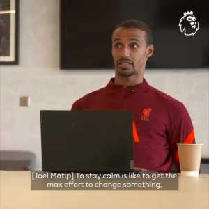 Four Premier League Kick participants sit down for a fascinating, two-way discussion with Liverpool defender Joël Matip