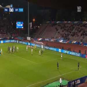 France W 9-0 Estonia W - Aissatou Tounkara 72'