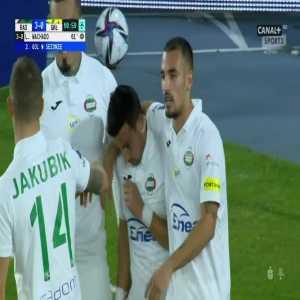 Radomiak Radom 3-0 Górnik Łęczna - Luís Machado 61' (Polish Ekstraklasa)