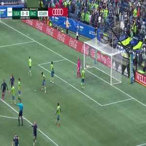 Seattle Sounders 0-1 Sporting Kansas City - Remi Walter 4'