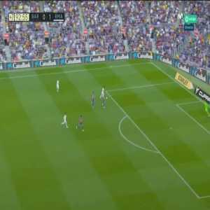 Barcelona 0 - [2] Real Madrid - Lucas Vázquez 90+4'