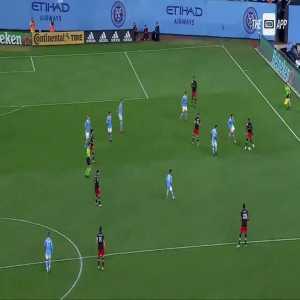 New York City 3-0 DC United - Valentin Castellanos 11'