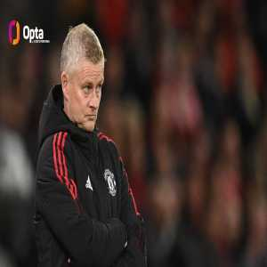 [OptaJoe] Manchester United have suffered their heaviest ever defeat at home to Liverpool, whilst it's the first time they have lost to-nil by 5+ goals at home since February 1955 (5-0 v Man City). Erosion.