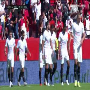 Sevilla-Levante [1]-0 - Oliver Torres '8
