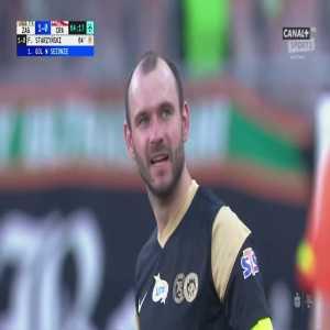 Zagłębie Lubin 1-0 Cracovia - Filip Starzyński 64' great strike (Polish Ekstraklasa)