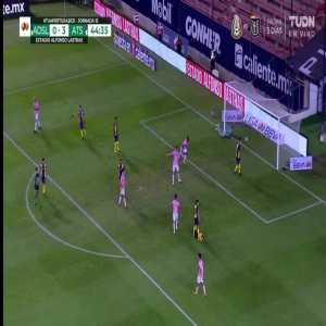 Atletico San Luis 0 - [4] Atlas - Mexican League - 45' Julian Quiñones