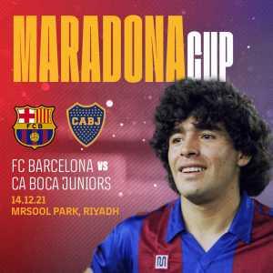 [B24PT] Barça-Boca to be played in Saudi Arabia, in December 14th