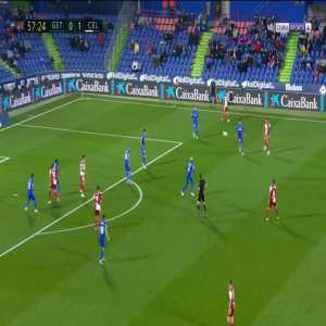 Getafe 0-2 Celta Vigo - Iago Aspas 58'