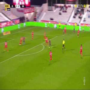 Gil Vicente 0-1 Braga - Vitor Oliveira 4'