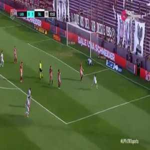 Lanus 0-[2] Talleres | 18' M. Santos (second goal)