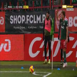 Lokomotiv Moscow 2-0 Sochi - Tin Jedvaj 49'