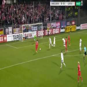 Babelsberg 0-[1] RB Leipzig   45' D. Szoboszlai
