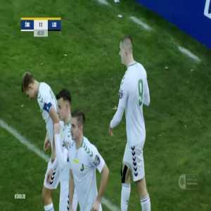 Świt Nowy Dwór Mazowiecki [1]-1 Lechia Gdańsk - Arkadiusz Gajewski 47' (Polish Cup)