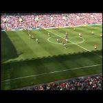 Ruud Van Nistelrooy Goal vs Fulham 2003
