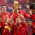 Fact: Spain were invited to take part in the 2011 Copa America, meaning they could have become reigning World, European, and South American Champions