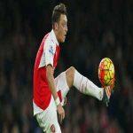 Mesut Özil - All Key Passes 2015/16