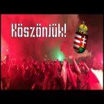 Hungary's last match on EURO 2016