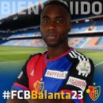 [Official] Basel sign Eder Balanta from River Plate on a 4 year deal