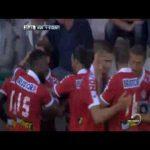 Ouali with a backheel goal similar to Ronaldo's vs hungary