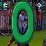 Rogelio Funes Mori scores his 2nd gol vs. León [2-0]