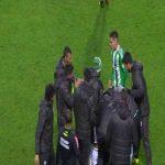 Iago Dias goal vs Santos (Coritiba 2x1 Santos - Brazilian Série A)