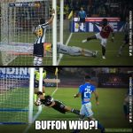 If there was Romagnoli as GK, we would never have heard of the Muntari's goal.