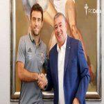 Official: Giuseppe Rossi sign with RC Celta de Vigo.