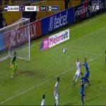 Jorge Torres Nilo handball to give El Salvador a Penalty