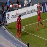 Panamá's Gabriel Torres goal against Jamaica [1-0]. World Cup Qualifiers.
