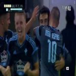 In case you missed it Sunday. Giusseppe Rossi's incredible overtime goal to make it Celta Vigo(1-0) against Espanol.