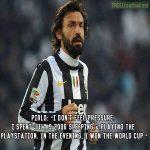 Classic Andrea Pirlo..