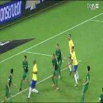 Firmino header vs Bolivia (5-0)