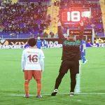 Galatasaray just gave a debut to 14 year old Mustafi Kapi.