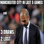 FT : Manchester City 1-1 Southampton