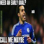 Pedro scores.