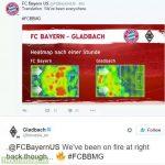 Some Bundesliga banter😂