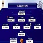 The Premier League Halloween XI